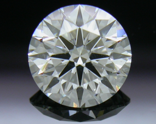 0.80 ct G SI1 A CUT ABOVE® Hearts and Arrows Super Ideal Round Cut Loose Diamond