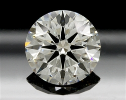 0.782 ct G VS2 A CUT ABOVE® Hearts and Arrows Super Ideal Round Cut Loose Diamond