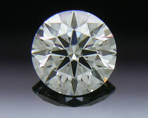 0.403 ct I VS2 A CUT ABOVE® Hearts and Arrows Super Ideal Round Cut Loose Diamond