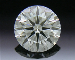 0.417 ct F VS1 A CUT ABOVE® Hearts and Arrows Super Ideal Round Cut Loose Diamond