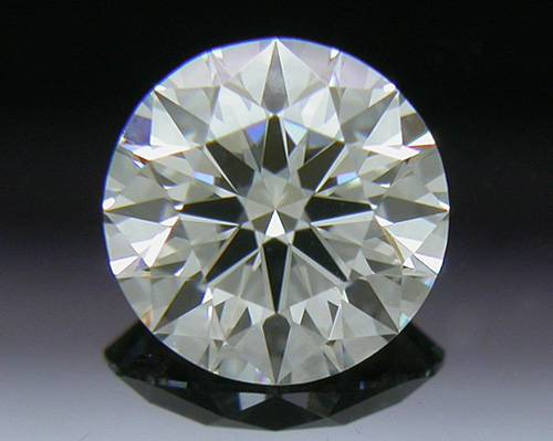 0.427 ct G VS1 A CUT ABOVE® Hearts and Arrows Super Ideal Round Cut Loose Diamond