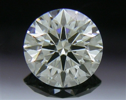 0.441 ct I VS2 A CUT ABOVE® Hearts and Arrows Super Ideal Round Cut Loose Diamond