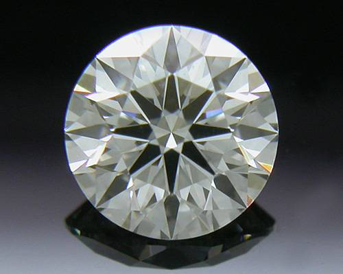 0.415 ct H VS2 A CUT ABOVE® Hearts and Arrows Super Ideal Round Cut Loose Diamond