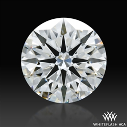 1.77 ct F VVS1 A CUT ABOVE® Hearts and Arrows Super Ideal Round Cut Loose Diamond