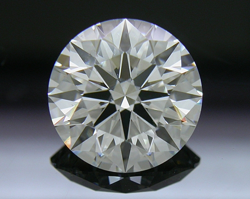 1.732 ct G SI1 A CUT ABOVE® Hearts and Arrows Super Ideal Round Cut Loose Diamond