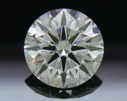 1.226 ct H VS2 A CUT ABOVE® Hearts and Arrows Super Ideal Round Cut Loose Diamond