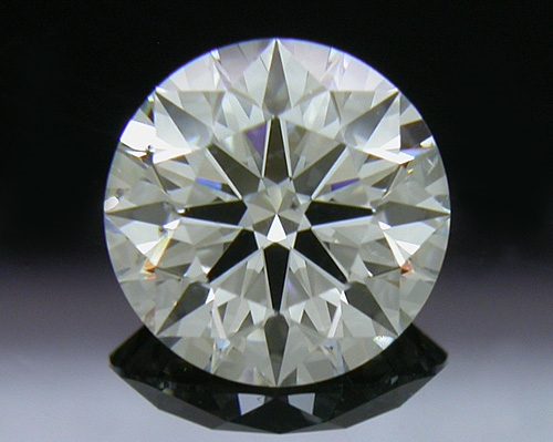 1.211 ct I SI1 A CUT ABOVE® Hearts and Arrows Super Ideal Round Cut Loose Diamond