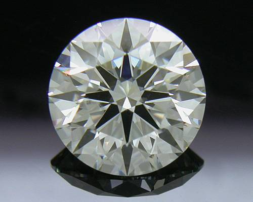 1.228 ct I SI1 A CUT ABOVE® Hearts and Arrows Super Ideal Round Cut Loose Diamond