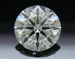 1.10 ct D VS1 A CUT ABOVE® Hearts and Arrows Super Ideal Round Cut Loose Diamond