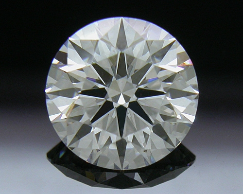 1.118 ct D VS2 A CUT ABOVE® Hearts and Arrows Super Ideal Round Cut Loose Diamond