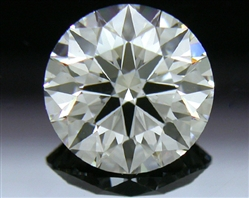 1.065 ct F VS1 A CUT ABOVE® Hearts and Arrows Super Ideal Round Cut Loose Diamond