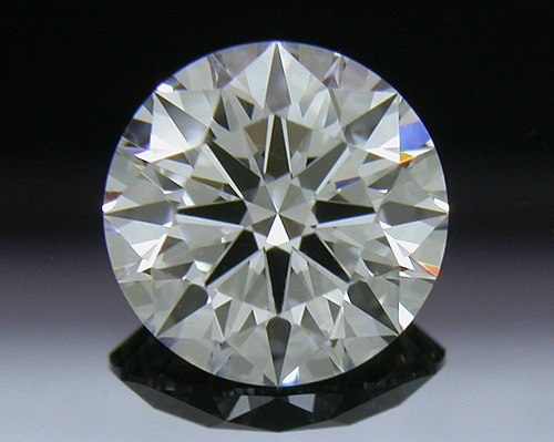 1.003 ct F VVS1 A CUT ABOVE® Hearts and Arrows Super Ideal Round Cut Loose Diamond