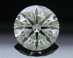 1.11 ct I VS1 A CUT ABOVE® Hearts and Arrows Super Ideal Round Cut Loose Diamond