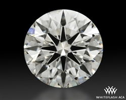 1.025 ct I VS1 A CUT ABOVE® Hearts and Arrows Super Ideal Round Cut Loose Diamond
