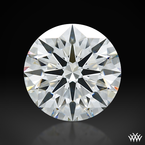 1.037 ct I VS2 A CUT ABOVE® Hearts and Arrows Super Ideal Round Cut Loose Diamond
