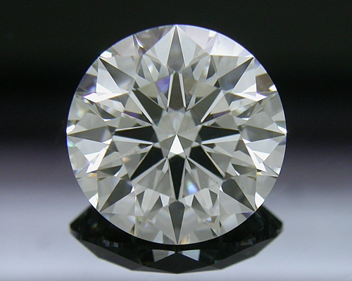 1.733 ct G SI1 A CUT ABOVE® Hearts and Arrows Super Ideal Round Cut Loose Diamond