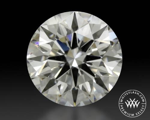 1.274 ct F VVS2 Premium Select Round Cut Loose Diamond