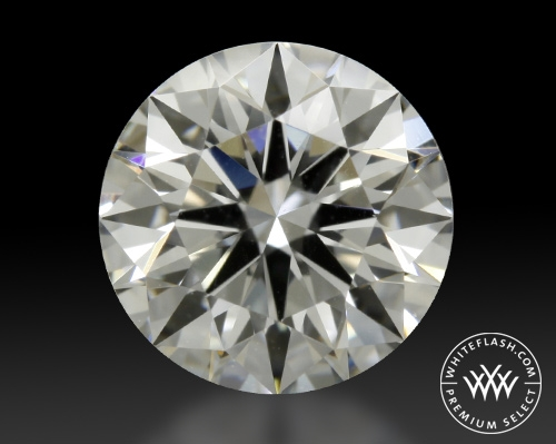 1.274 ct F VVS2 Premium Select Round Cut Loose Diamond