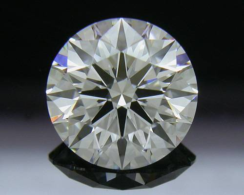 1.425 ct E VVS2 A CUT ABOVE® Hearts and Arrows Super Ideal Round Cut Loose Diamond