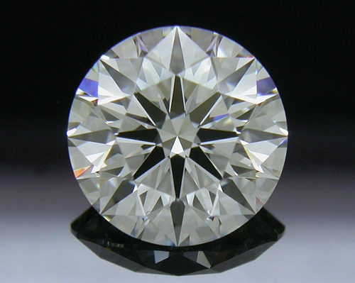 1.425 ct E VVS2 A CUT ABOVE® Hearts and Arrows Super Ideal Round Cut Loose Diamond