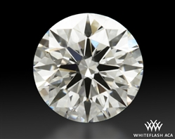 1.254 ct G VVS2 A CUT ABOVE® Hearts and Arrows Super Ideal Round Cut Loose Diamond