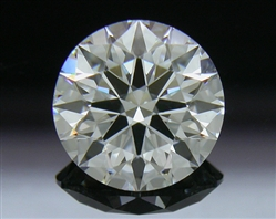 1.205 ct F IF A CUT ABOVE® Hearts and Arrows Super Ideal Round Cut Loose Diamond