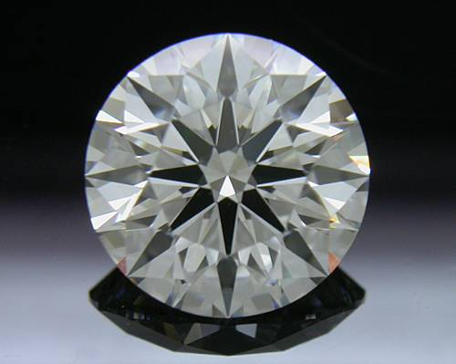 1.733 ct H VS1 A CUT ABOVE® Hearts and Arrows Super Ideal Round Cut Loose Diamond