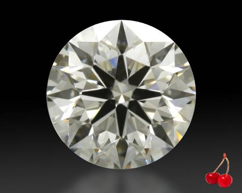 0.901 ct H VS1 Expert Selection Round Cut Loose Diamond