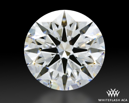 1.754 ct E VVS1 A CUT ABOVE® Hearts and Arrows Super Ideal Round Cut Loose Diamond