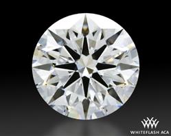 1.754 ct E VVS1 A CUT ABOVE® Hearts and Arrows Super Ideal Round Cut Loose Diamond