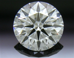 0.706 ct F VS2 A CUT ABOVE® Hearts and Arrows Super Ideal Round Cut Loose Diamond