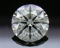 0.727 ct E VS1 A CUT ABOVE® Hearts and Arrows Super Ideal Round Cut Loose Diamond