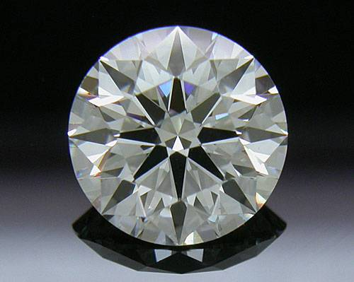 0.916 ct H VS2 A CUT ABOVE® Hearts and Arrows Super Ideal Round Cut Loose Diamond