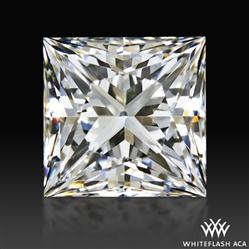0.90 ct G VVS2 A CUT ABOVE® Princess Super Ideal Cut Diamond