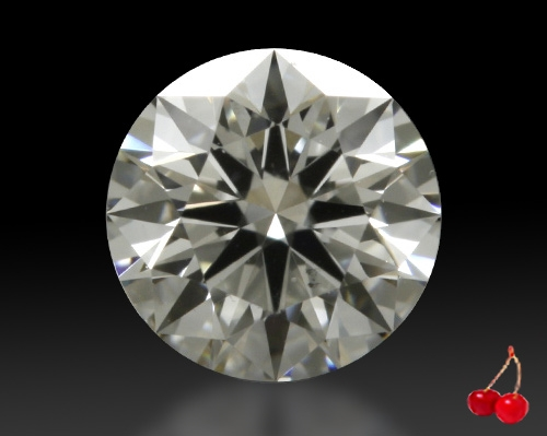 0.258 ct H VS2 Expert Selection Round Cut Loose Diamond