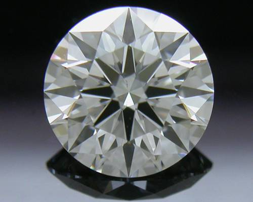 0.74 ct D VS2 A CUT ABOVE® Hearts and Arrows Super Ideal Round Cut Loose Diamond