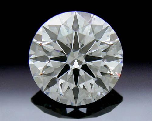 0.74 ct E VS2 A CUT ABOVE® Hearts and Arrows Super Ideal Round Cut Loose Diamond