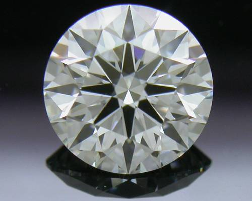 0.732 ct E VVS2 A CUT ABOVE® Hearts and Arrows Super Ideal Round Cut Loose Diamond