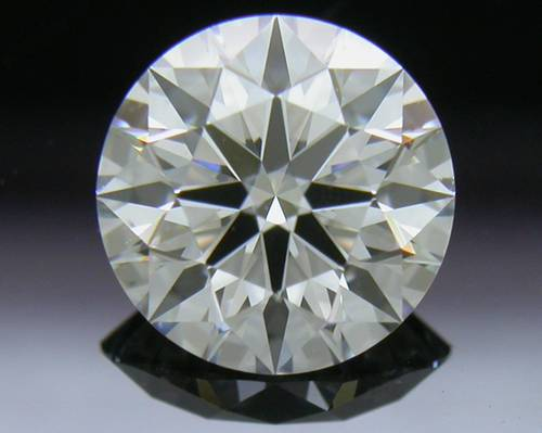 0.773 ct F VS2 A CUT ABOVE® Hearts and Arrows Super Ideal Round Cut Loose Diamond