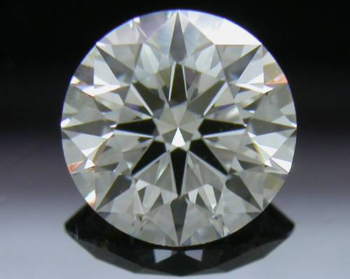 0.783 ct F VS2 A CUT ABOVE® Hearts and Arrows Super Ideal Round Cut Loose Diamond