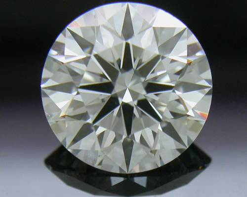 0.84 ct H VVS1 A CUT ABOVE® Hearts and Arrows Super Ideal Round Cut Loose Diamond