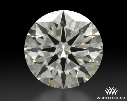 0.72 ct I VVS2 A CUT ABOVE® Hearts and Arrows Super Ideal Round Cut Loose Diamond