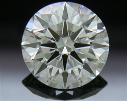 0.797 ct I VS1 A CUT ABOVE® Hearts and Arrows Super Ideal Round Cut Loose Diamond