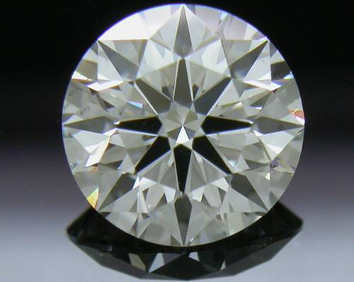 0.784 ct I VS2 A CUT ABOVE® Hearts and Arrows Super Ideal Round Cut Loose Diamond