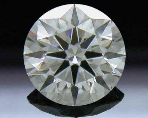 0.334 ct F VS2 A CUT ABOVE® Hearts and Arrows Super Ideal Round Cut Loose Diamond