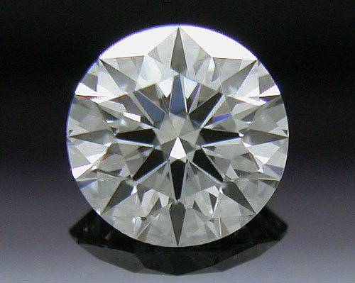 0.323 ct F VS1 A CUT ABOVE® Hearts and Arrows Super Ideal Round Cut Loose Diamond