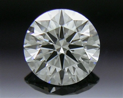 0.316 ct E VS1 A CUT ABOVE® Hearts and Arrows Super Ideal Round Cut Loose Diamond