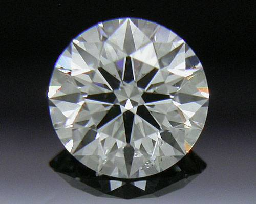 0.331 ct G SI1 A CUT ABOVE® Hearts and Arrows Super Ideal Round Cut Loose Diamond