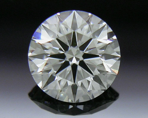 0.353 ct G VS1 A CUT ABOVE® Hearts and Arrows Super Ideal Round Cut Loose Diamond