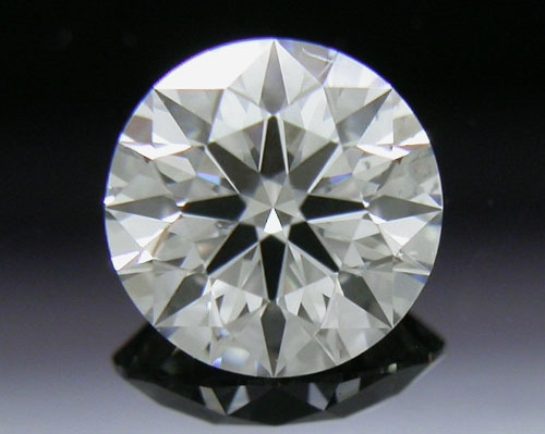 0.396 ct G VS2 A CUT ABOVE® Hearts and Arrows Super Ideal Round Cut Loose Diamond
